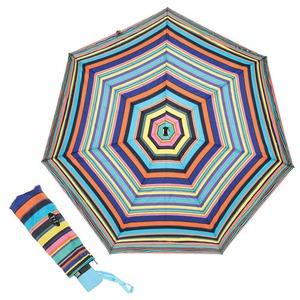 Зонт складной Guy De Jean 2002-OC Eclair Blu фото-1