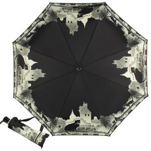Зонт складной GDJ 3497-OC Cats Noir фото-1