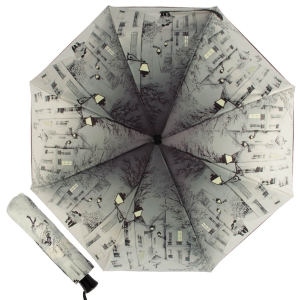 Зонт складной GDJ 6414-OC Soiree  фото-1