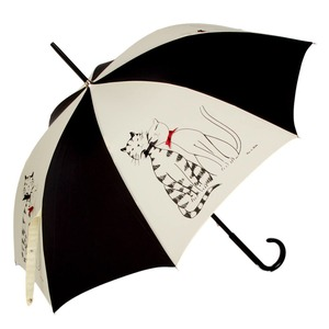 Зонт-трость Guy De Jean 1903-LM Paris Chats long фото-1