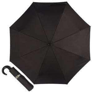 Зонт складной JPG 38-OC Uni Classique Noir фото-1