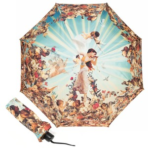 Зонт складной Jean Paul Gaultier 757-OC Cupidon mini фото-1