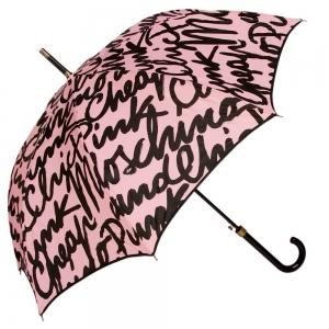 Зонт-трость Moschino 281-63AUTONI Pink punk pink фото-1