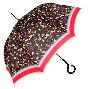 Зонт-трость Moschino 374-61AUTOA Flowers long фото-1