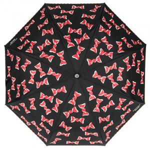 Зонт складной Moschino 7060-OCA Candies Black  фото-2