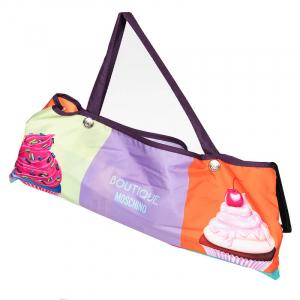 Зонт складной Moschino 7400-OCA Cupcakes Multi фото-5