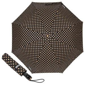 Зонт складной Moschino 8060-OCA Toy All Over Black фото-1