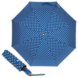 Зонт складной Moschino 8060-OCC Toy All Over Blue фото-1