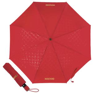Зонт складной M 8270-OCC QM All-Over Red фото-1