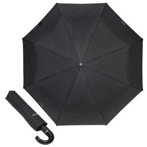Зонт складной Moschino 8509-TOPLESSA Pinstripes фото-1