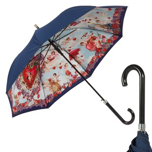 Зонт-трость Moschino 7280-D63AUTOA Angels Multi фото-1