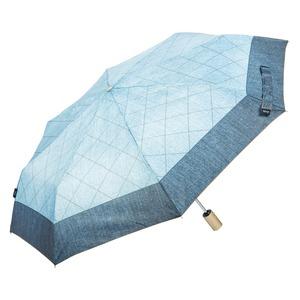 Зонт складной M&P C5873-OC Denim Light фото-2