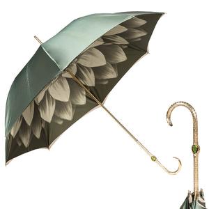 Зонт-трость Pasotti Oliva Georgin Oro фото-1