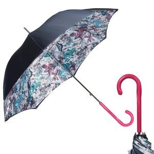 Зонт-трость Pasotti Blu Butterfly Biruza Original фото-1