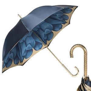 Зонт-трость Pasotti Blu Georgin Spring фото-1