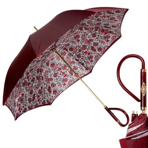 Зонт-трость Pasotti Bordo Fern Plastica фото-1