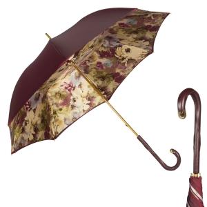 Зонт-трость Pasotti Bordo Fiore Original фото-1