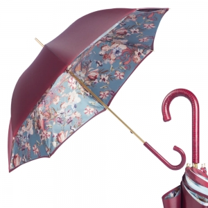 Зонт-трость Pasotti Bordo Lino Lazer фото-1