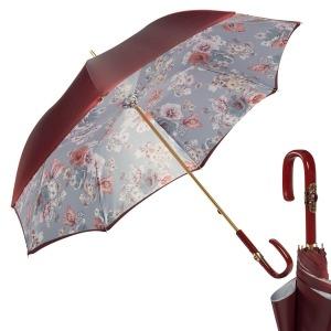 Зонт-трость Pasotti Bordo Nebia Plastica Fiore фото-1