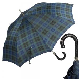 Зонт-трость Pasotti Brade Celtic Blu фото-1
