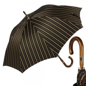 Зонт-трость Pasotti Bruce Black фото-1