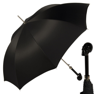 Зонт-трость Pasotti Capo Nero Oxford Black фото-1