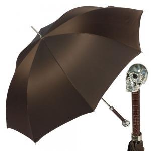 Зонт-трость Pasotti Capo Pelle Oxford Morrone фото-1