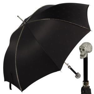 Зонт-трость Pasotti Capo Swar Teschi Picco фото-1