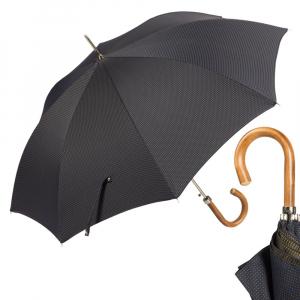 Зонт-трость Pasotti Chestnut Auto Punto Blu фото-1