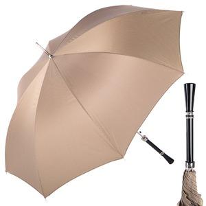 Зонт-трость Pasotti Diritto StripesL Beige фото-1