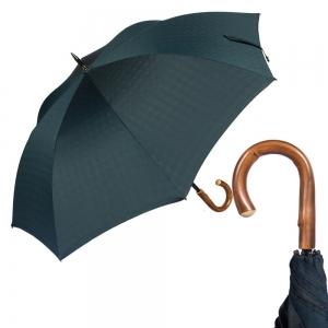 Зонт-Трость Pasotti Esperto Castagno Strong Dark Green фото-1