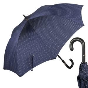 Зонт-трость Pasotti Esperto Classic Dandy Blu фото-1
