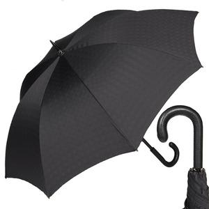Зонт-трость Pasotti Esperto Classic Strong Black фото-1