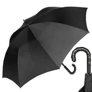 Зонт-трость Pasotti Esperto Premium Black фото-1