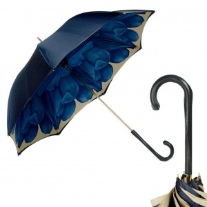 Зонт Трость Pasotti Blu Georgin Original фото-1