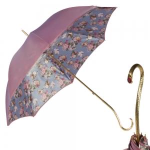 Зонт-трость Pasotti Giante Blando Oro фото-1