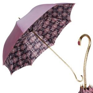 Зонт-трость Pasotti Giante Posh Oro фото-1