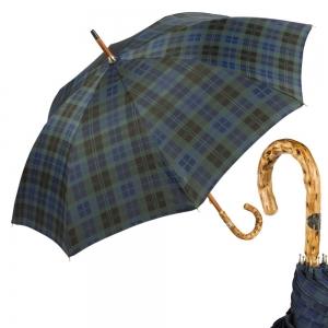 Зонт-трость Pasotti Ginestra Celtic Blu фото-1