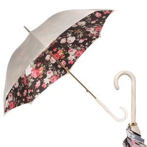 Зонт-трость Pasotti Ivory Briar Rosa Original фото-1