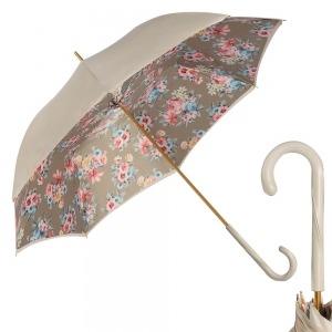 Зонт-трость Pasotti Ivory Fiore Original фото-1