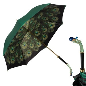 Зонт-трость Pasotti Izumrud Hawaii Lux фото-1
