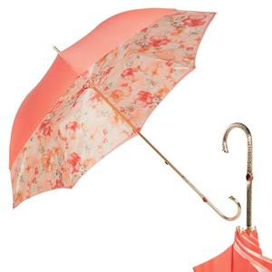 Зонт-трость Pasotti Coral Calendula Oro фото-1