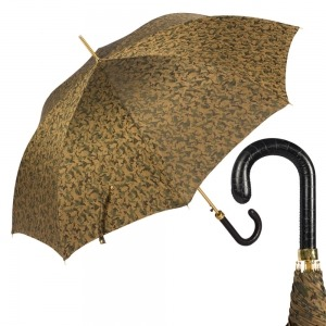 Зонт-трость Pasotti Lazer Reflection Oliva фото-1