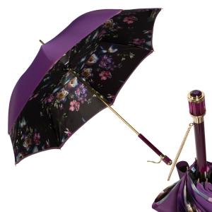 Зонт-Трость Pasotti Lillac Fantasy Vetro фото-1