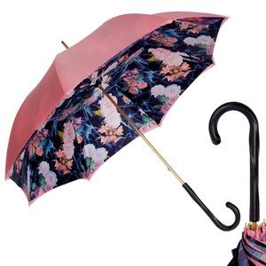 Зонт-трость Pasotti Magenta Blu Original фото-1