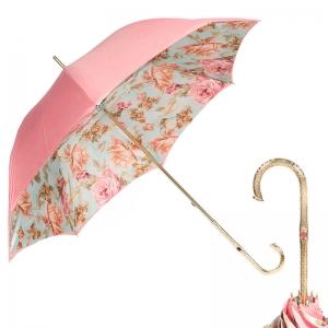 Зонт-трость Pasotti Magenta Rossi Oro фото-1