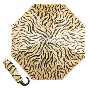 Зонт складной Pasotti Manual Leo Pure Classic Pelle фото-1
