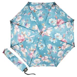 Зонт складной Pasotti Mini Tella Biruza фото-1