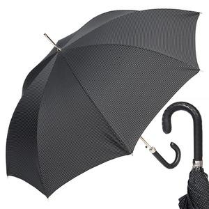 Зонт-трость Pasotti Mocasin Punto Black фото-1