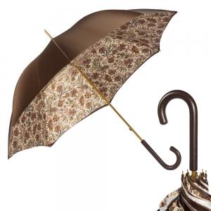 Зонт-трость Pasotti Morrone Fern Classic фото-1
